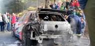 Volkswagen, preocupada por los incendios de los Polo R5 - SoyMotor.com
