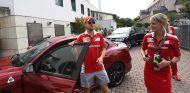 Sebastian Vettel en el GP de Alemania 2016 - SoyMotor