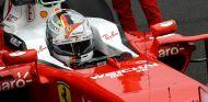 Sebastian Vettel en México - LaF1