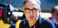 Sergio Marchionne durante un GP esta temporada - LaF1