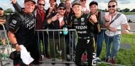 Marcus Ericsson celebra su podio en Detroit con la IndyCar - SoyMotor