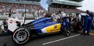 Marcus Ericsson en Japón - LaF1