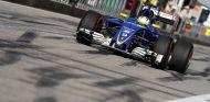Marcus Ericsson en Austin - LaF1