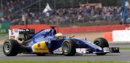 Marcus Ericsson en Silverstone - LaF1