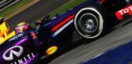 Mark Webber con el RB9 en Monza - LaF1