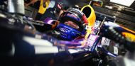 Mark Webber en la Pole Position del GP de Japón F1 2013 - LaF1