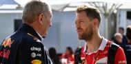 Helmut Marko y Sebastian Vettel en una imagen de archivo - SoyMotor.com