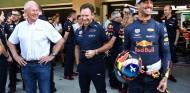 Marko, Horner y Ricciardo en Abu Dabi - SoyMotor.com