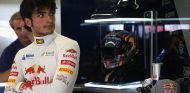 Carlos Sainz en los test de jóvenes pilotos - LaF1