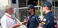 """Marko: """"Ricciardo y Verstappen pueden luchar por el título"""" - SoyMotor"""