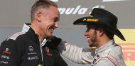 """Whitmarsh: """"Los pilotos de F1 no están hechos para jugar en equipo"""" - SoyMotor.com"""