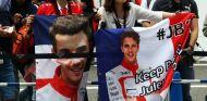 La familia de Bianchi recurrirá a la justicia si hay responsables del accidente de Jules