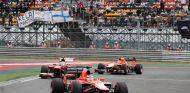 Jules Bianchi y Max Chilton en Corea - LaF1