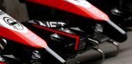 Detalle de los frontales de Marussia - LaF1