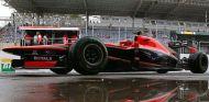 Marussia puede reaparecer en Abu Dabi como Manor Grand Prix - LaF1
