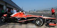 Marussia en el GP de Hungría F1 2013: Previo