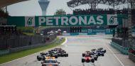 Salida del GP de Malasia - LaF1.es