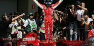 """Ferrari homenajea a Massa: """"Obrigado Felipe"""""""