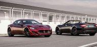 Maserati GranTurismo y GranCabrio Special Edition - SoyMotor.com