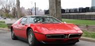 Maserati Bora - SoyMotor.com