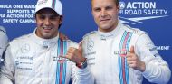 Williams saca músculo en casa de Red Bull: Pole de Massa y Bottas, 2º