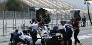 Felipe Massa, hoy en Montmeló - LaF1