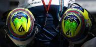 Cascos de Felipe Massa en Rusia - SoyMotor