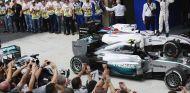 """Massa responde a Piquet: """"La F1 de hoy es más profesional"""""""