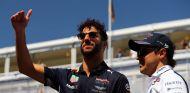 Daniel Ricciardo y Felipe Massa - SoyMotor.com