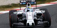Felipe Massa en los test de Montmeló - LaF1