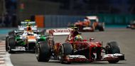 Instantánea del Gran Premio de Abu Dabi - LaF1