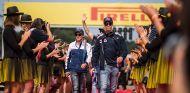 Felipe Massa y Daniil Kvyat en Spa - SoyMotor.com