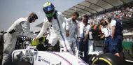Massa en la parrilla del GP de México - LaF1