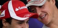 "Felipe Massa: ""Sé cómo está Michael Schumacher"" - SoyMotor.com"