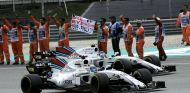 Massa y Stroll tras acabar el GP de Malasia - SoyMotor.com