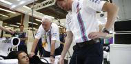 Felipe Massa, Pat Symonds y Rob Smedley - LaF1