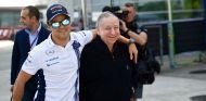 Felipe Massa y Jean Todt en China - SoyMotor.com