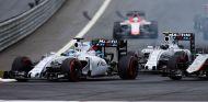 Felipe Massa al comienzo del Gran Premio de Austria - laF1