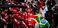 Massa recibió el carinyo de sus exmecánicos - SoyMotor