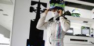 Felipe Massa en el garaje de Williams - LaF1.es