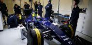 Felipe Massa en el interior de su Williams FW36 - LaF1
