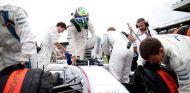 Felipe Massa en Alemania - LaF1