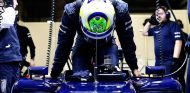 """Massa: """"Fui a la fábrica de Mercedes y quedé impresionado"""""""