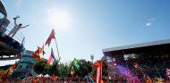 Podio del Gran Premio de Italia 2015 - LaF1