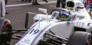 Felipe Massa durante el GP de Azerbaiyán 2017 - SoyMotor.com