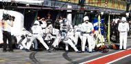 Parada del equipo Williams en Australia – SoyMotor.com