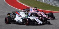 Felipe Massa (Williams) y Sergio Pérez (Force India) –SoyMotor.com