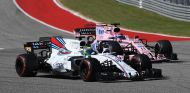 Williams, por delante de Force India en Austin – SoyMotor.com