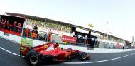 Felipe Massa en el Gran Premio de Italia de 2012