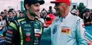 Mathias y Niki Lauda en Austria - SoyMotor